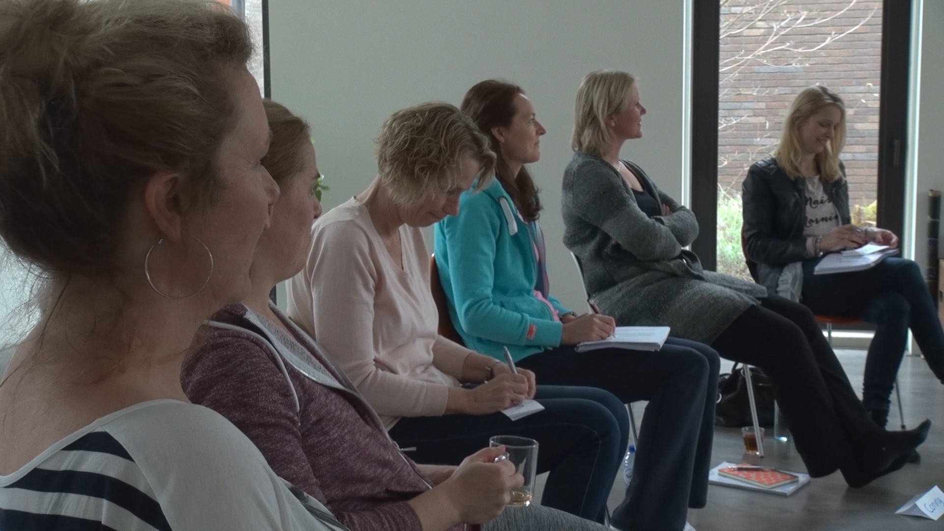 Dag 2 van de Opleiding Mindfulness en Compassie Coach en Trainer