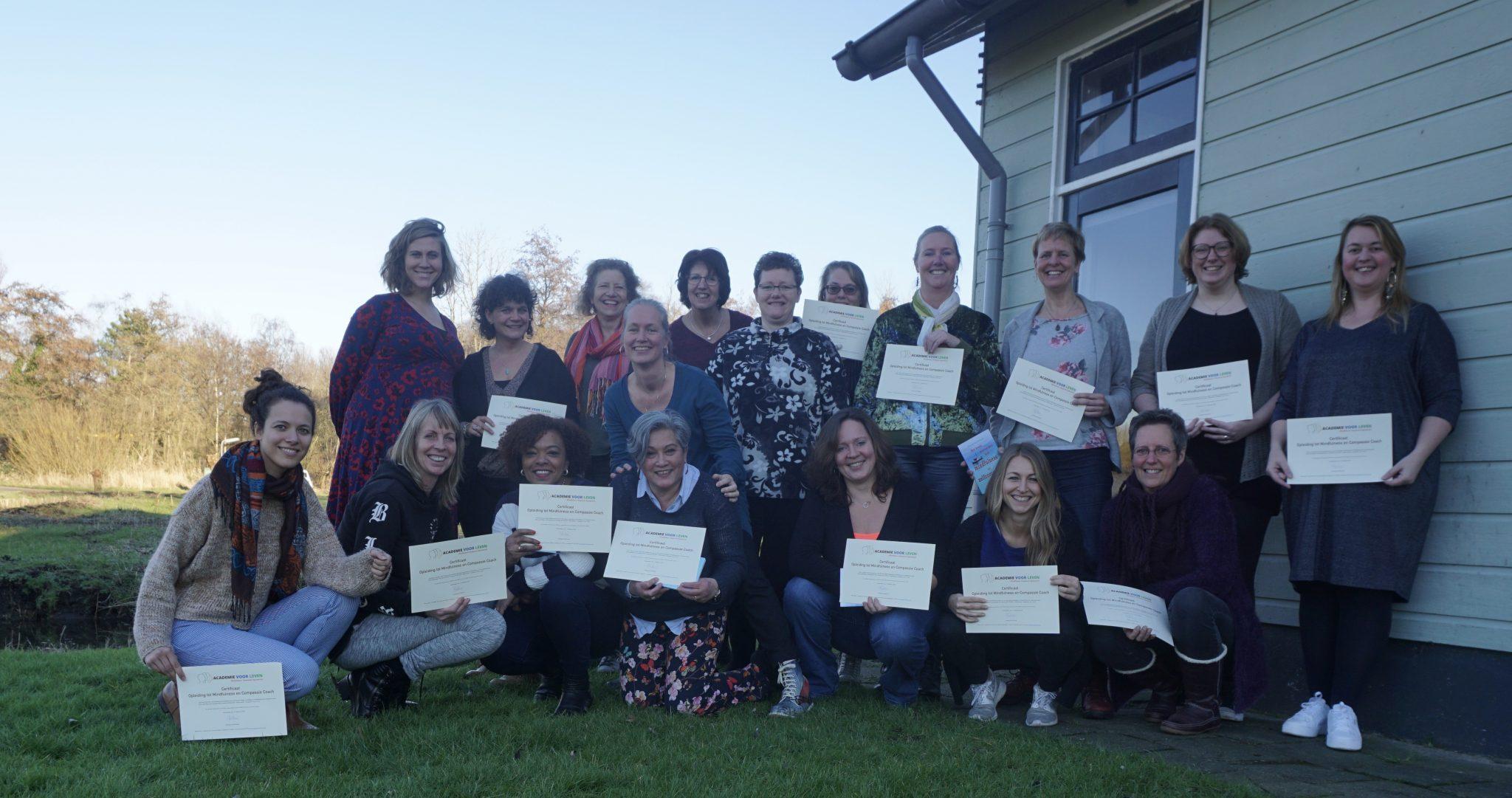 Opleiding Mindfulness en Compassie Coach en Trainer